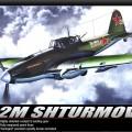 IL-2M SHTURMOVIK - ACADÉMIE 12510