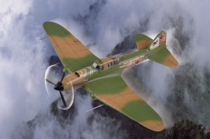 IL-2M3 Útoku Lietadiel - HOBBY BOSS 80285