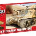 M3 Lee Grant Char Moyen - Airfix A01317
