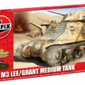 M3 Lee Grant Tanque Médio - Airfix A01317