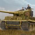 Pz.Kpfw. VI Tiger I - HOBBY BOSS 82601