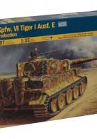 Pz.Kpfw.VI Tiger I Ausf.E mid production - ITALERI 6507