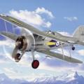 RAF Gladiator-ホビーボス80289