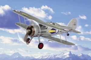 RAF Gladiador - HOBBY BOSS 80289