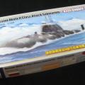 Russo Akula II Classe Attacco Sottomarino k325 Giepard - Bronco NB5020