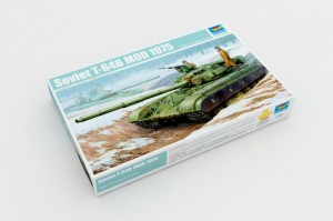 Sovietsky T-64B MOD 1975 - Trumpeter 01581