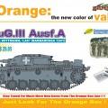StuG.III Ausf.A, Michael Wittmann, 'LAH' (Barbarossa 1941) - Cyber-Hobby 9143