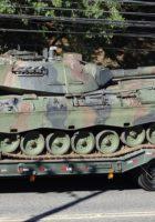Леопард 1А1 - мобільний
