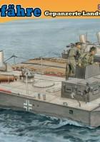 Panzerfahre Gepanzerter Landwasserschlepper Prototype Nr.II - DML 7490