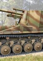 SdKfz.124 Wespe - Modèles Ace 72295