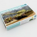 Sovjetiske KV-122 Heavy Tank - Trompetist 01570