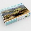 Sovjetiske KV-122 Tunge Tank - Trompetist 01570