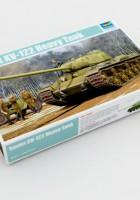 Радянський кв-122 важкий танк - Трубач 01570