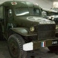 Dodge WC54-WalkAround