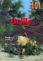 Грили - Sdkfz.138/1 - Обработку Militaria 101