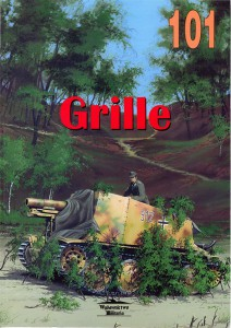 Grille - Sdkfz.138/1 - Wydawnictwo Militaria 101
