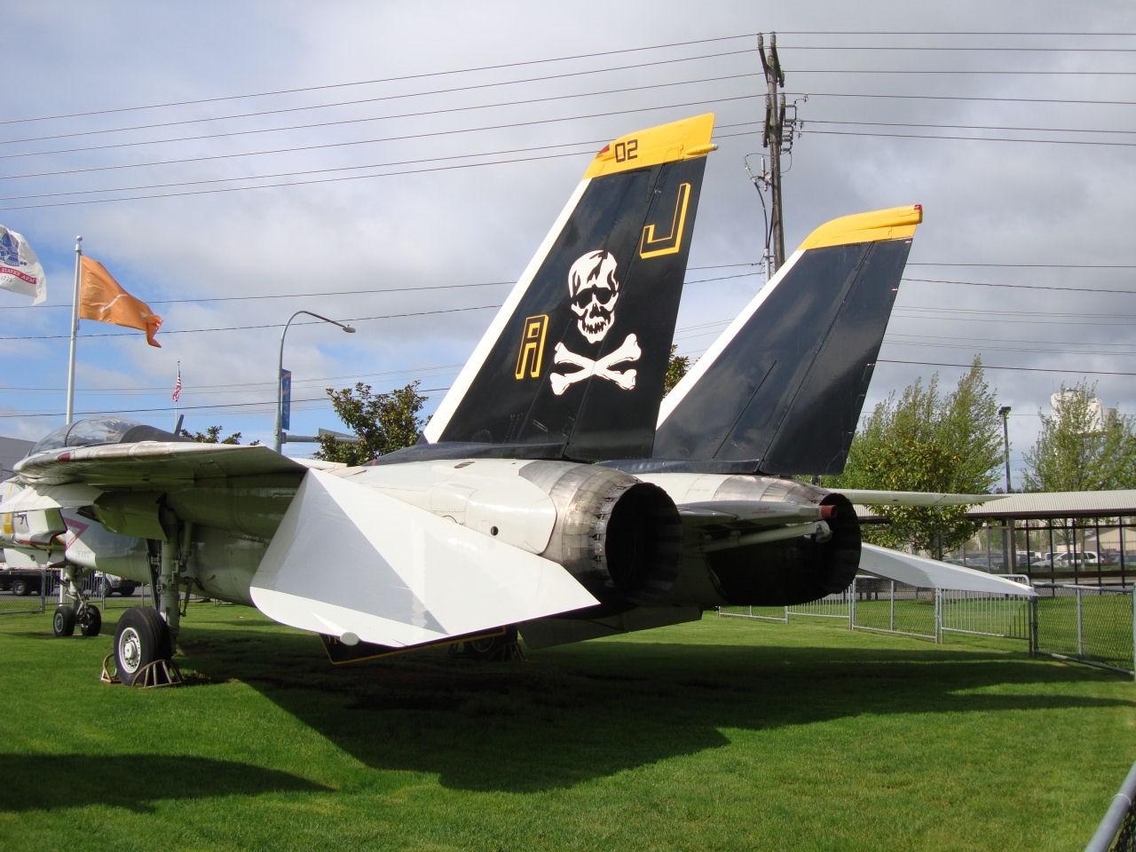 Elmélet F-14 Tomcat