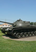 Czołg М48 Patton - Mobilną