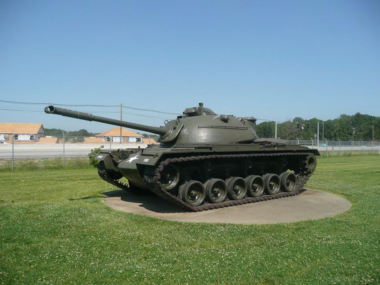 M48A2C Patton
