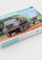 MK.23 MTVR Cargo Truck - Trumpeter 01011