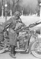 Motos in guerra - foto Album