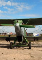 Поликарпов P-5 - Walkaround Z Żaglem