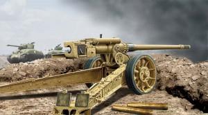 12,8cm Kanone(К81/2)-A模式72521