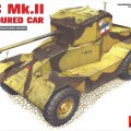 AEC Mk.II Carro Blindado - MiniArt 35155