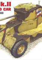 AEC Mk.II Oklepna vozila - MiniArt 35155