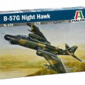 B-57 OCTIES Night Hawk - ITALERI 174