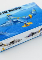 HU-16A Albatrosas - Trompetist 02821