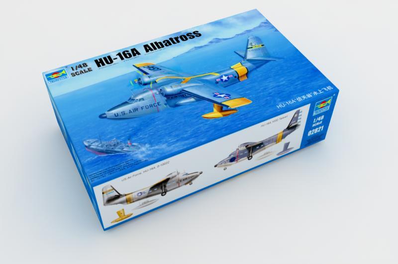 HU-16A Albatrosas - Τρομπετίστας 02821