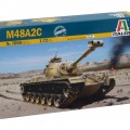 M-48 M48A2C Patton - ITALERI 7068
