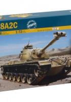 M-48 Pp M48A2C - ITALERI 7068