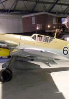 Messerschmitt Bf 109 G - WalkAround