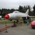 Mikoyan-Gurevich MiG-21-F - Išorinis Sukamaisiais Apžiūra