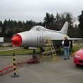 Mikoyan-Gurevich MiG-21-F - Interaktív Séta
