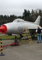 Mikoyan-Gurevich MiG-21-F-WalkAround