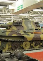 Pz.Kpfw VI Ausf B - Περιήγηση