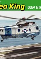 SH-3G Sea King, USN Utility Transporter-Cyber-Hobby 5113
