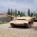 T-55 - Išorinis Sukamaisiais Apžiūra