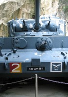 Tank A34 Comet - Omrknout