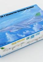 А-в 3D-2 Skywarrior Стратегический бомбардировщик - Трубач 02868
