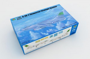 -3D-2 Skywarrior Strateginen Pommikone - Trumpetisti 02868