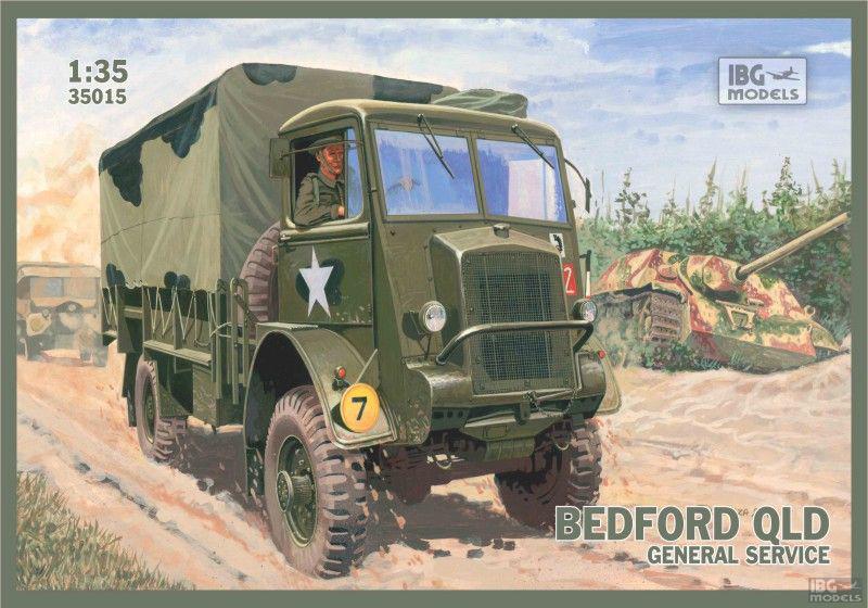Bedford QLD Generell Service - IBG 35015