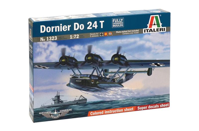 Dornier do 24 T - ITALERI 1323