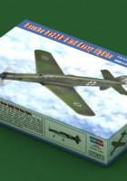Dornier Do335 Pfeil Zware Fighter - HOBBY BOSS 80293