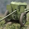 Французская 25-мм противотанковая пушка С. А. Мло 1934 - моделей Эйс 72523