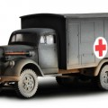 GERMAN 4x4 AMBULANCE - Forces of Valor 80073
