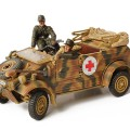 GERMAN KUBELWAGEN TYPE 32 - Forces of Valor 82007
